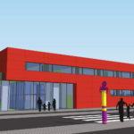 Nieuwbouw voor school 't Rakkertje