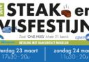 Welkom op ons steak- en visfestijn